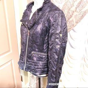 Guess Jackets & Coats - MINT Guess Packable Long-Sleeve Moto Jacket